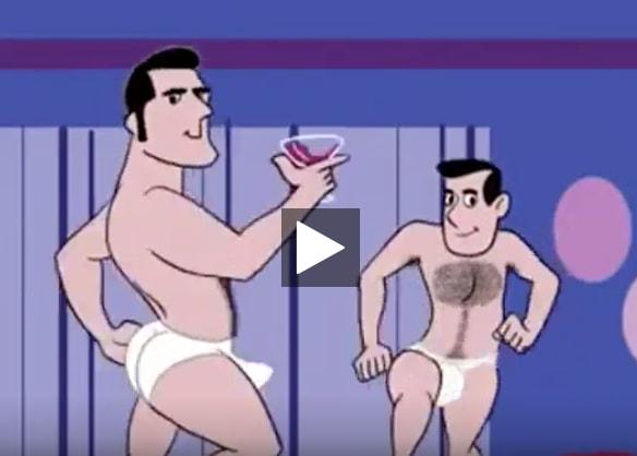 dibujos animados eroticos cine gay online